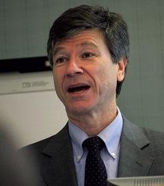 Jeffrey Sachs. (Photo: Joe Athialy / Flickr)