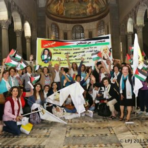 Rome to Jerusalem: Vatican Impartiality